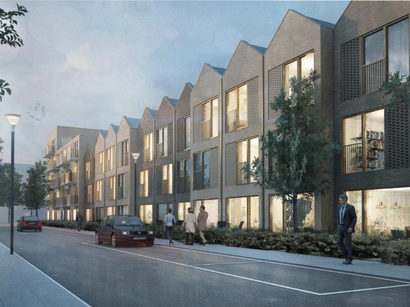 HHM opfører nye boliger i Ørestad Syd