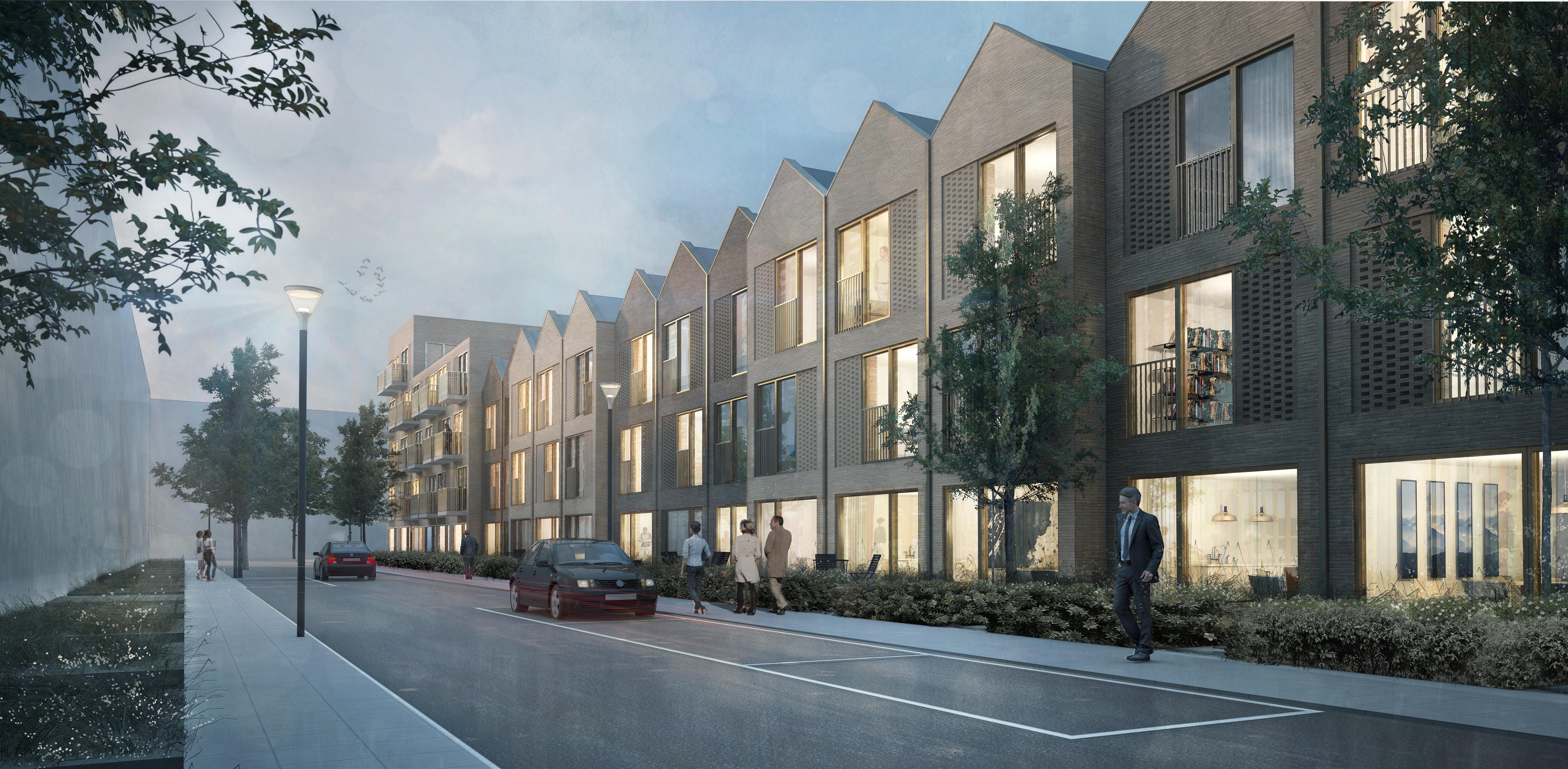 b92aea78272 HHM opfører 107 boliger i totalentreprise i Ørestad Syd - HHM